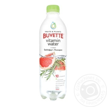 Buvette juice drink with the grapefruit and rosemary 0,5l - buy, prices for Furshet - image 1
