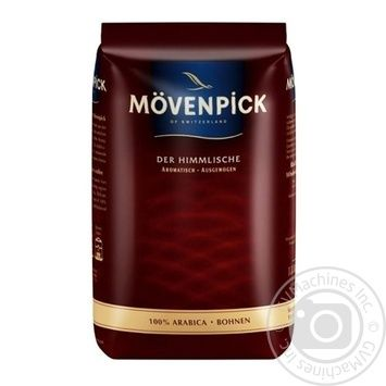 Coffee beans Movenpick 100% Arabica 500g - buy, prices for Novus - image 1