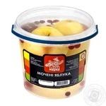 Яблука мочені Чудова марка ваг