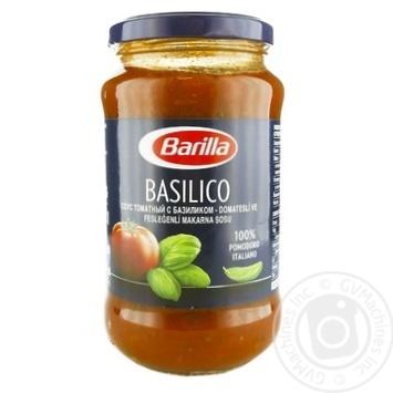 Barіlla Basilico sauce 400g - buy, prices for Novus - image 1