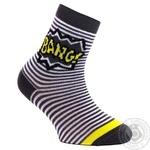 Носки детские Conte-Kids Tip-Top темно-серый размер 12