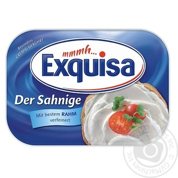 Exquisa Classic Soft Cheese With Best Cream