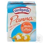Сливки Sterilgarda Alimenti Кулинарные без лактозы 23% 200г