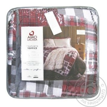 Blanket Amo lacasa for home - buy, prices for Novus - image 1