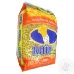 Вироби макаронні Киев Микс Вермишель толст 1кг - купить, цены на Novus - фото 1