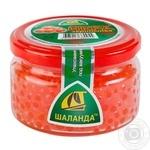 Икра лососевая Шаланда зернистая 200г - купить, цены на СитиМаркет - фото 1
