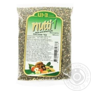 Семена чиа Nutti 100г - купить, цены на Novus - фото 1