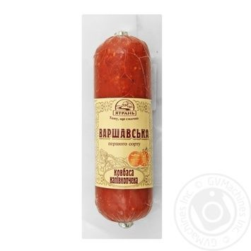 Yatran Warsaw Semi-Smoked Sausage - buy, prices for Furshet - image 1