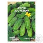 Семена Семена Украины Огурец Кустовой 10г