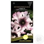 Насіння Golden Garden Квіти Петунія надзв.Розарія F1 10шт