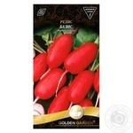 Насіння Golden Garden Редиска Базис 3г