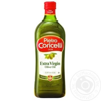 Масло оливковое Pietro Coricelli нерафинированное первого отжима 750мл - купить, цены на Novus - фото 1