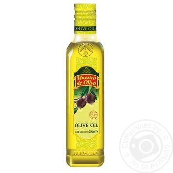 Масло Maestro de Oliva оливковое рафинированное 250мл - купить, цены на Таврия В - фото 1