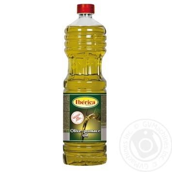 Масло Iberica оливковое 1л - купить, цены на Novus - фото 1