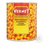 Кукурудза Vernet солодка 850мл - купити, ціни на Novus - фото 1