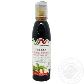 Соус из бальзамического уксуса Villa Modena 150мл - купить, цены на Novus - фото 1