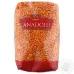 Чечевица красная половинки Anadolu 900г