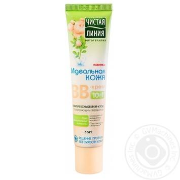 BB-крем Чистая линия Фитотерапия Идеальная кожа 40мл - купить, цены на Таврия В - фото 2