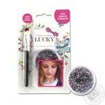 Lukky Sequins Mix Set of Cosmetics