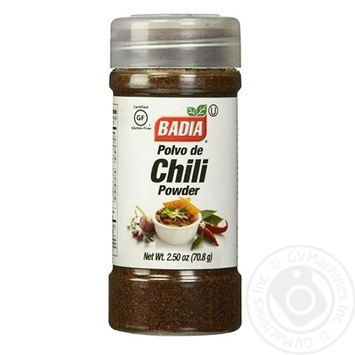Spices Badia with chili pepper ground 70.8g - buy, prices for Novus - image 1