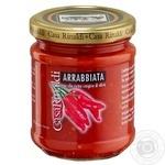 Соус томатный Casa Rinaldi Пикантный Аррабьята 190г - купить, цены на Novus - фото 1