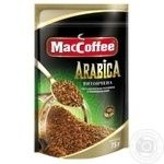 Кава MacCoffee Arabica натуральна розчинна сублімована 30г