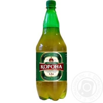 Пиво ППБ Галицька Корона світле 4,6% 1,2л - купити, ціни на Ашан - фото 5