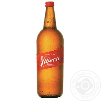 Xibeca Light Beer 4,6% 1l - buy, prices for Novus - image 1