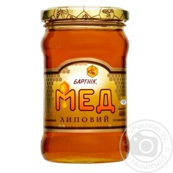 Bartnik Linden Honey 400g - buy, prices for CityMarket - photo 1