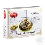 Turkish delight Malatya pazari pistachio 200g Turkey - buy, prices for Novus - image 1