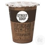 Street Soup Pea Cream Soup with Beef 50g