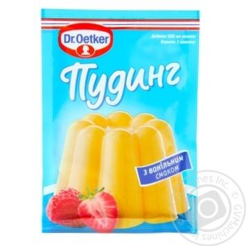 Пудинг Др.Оеткер с ванильным вкусом 40г