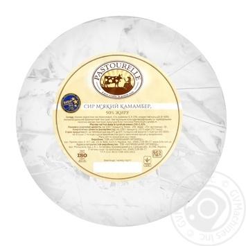 Сыр Pastourelle Камамбер мягкий 50%