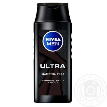 Shampoo Nivea for man 400ml - buy, prices for Novus - image 1
