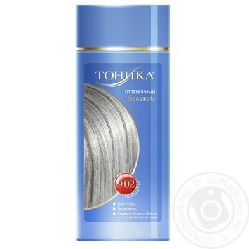 Бальзам для волос Тоника оттеночный Перламутр 9.02 150мл - купить, цены на Ашан - фото 1