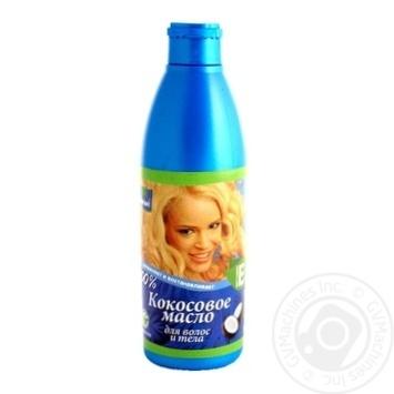 Масло кокосовое Parachute для волос и тела 200мл - купить, цены на Ашан - фото 2
