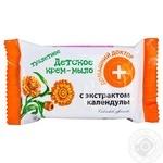 Крем-мыло Домашний доктор с экстрактом календулы детское 70г