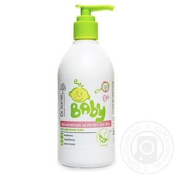 Dr.Sante Baby Body Milk 300ml - buy, prices for Novus - image 1