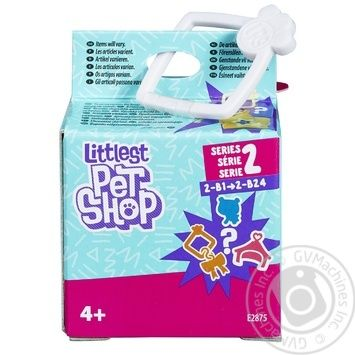 Игрушка Littlest Pet Shop Зверек с подвеской - купить, цены на Novus - фото 1