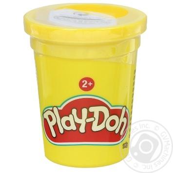 Пластилин Hasbro Play Doh в ассортименте 1шт 112г - купить, цены на Метро - фото 1