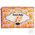 Мыло Marigold natural Sweet Baby твердое туалетное 150г