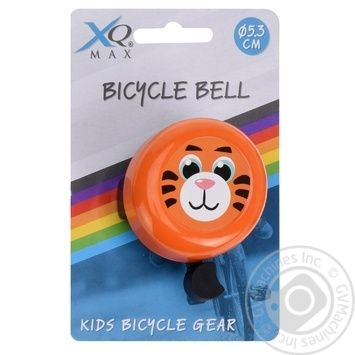 Дзвінок на дитячий велосипед Діаметр:5,3см Koopman - купить, цены на Novus - фото 1