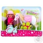 Simba Evi and pony Toy set