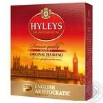 Hyleys Earl Grey Large-Leaf Black Tea 100g