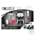 Робот-трансформер Roadbot Mitsubishi Pajero 1:32