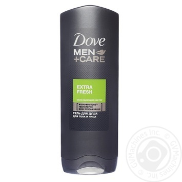 Dove Men + Care Shower gel Extrafresh 250ml - buy, prices for Novus - image 1