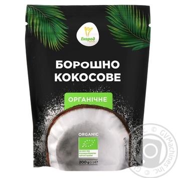 Борошно Екород кокосове 200г - купити, ціни на Метро - фото 1