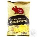 Чипсы El Gallo Rojo картофельные по-домашнему  160г