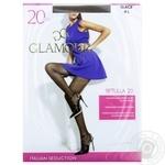 Колготы Glamour Betulla женские 20 Den р4 Glace