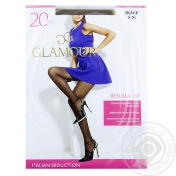 Колготи Glamour Betulla жіночі 20 Den р5 Glace